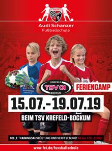 Audi-Schanzer-Fussballschule 2019